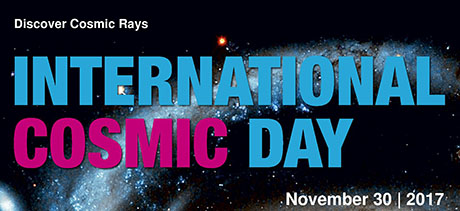 InternationalCosmicDay