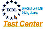 ecdl test center copia
